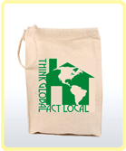 bfc lun 604 recycled canvas promo lunch bag eb printed small Home